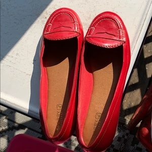Sorry red shoes